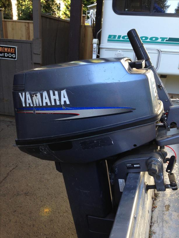  Log In needed $1,600 · 2009 Yamaha 20HP 2 Stroke Long Shaft Outboard Motor