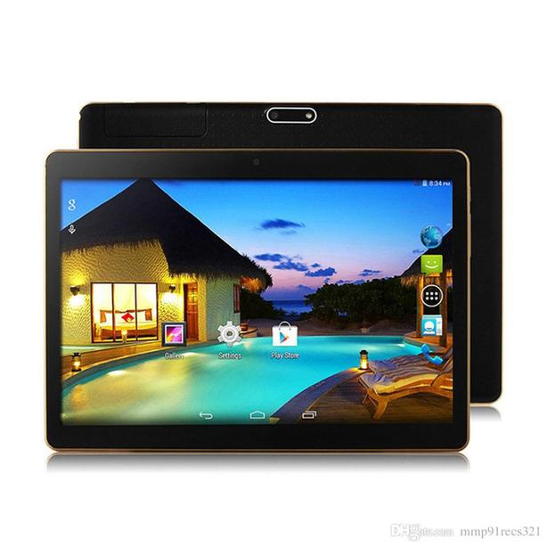 "Tablet PC Android 6.0 Quad Core 16GB 10"" Inch HD WIFI 2 SIM 3G Phablet"