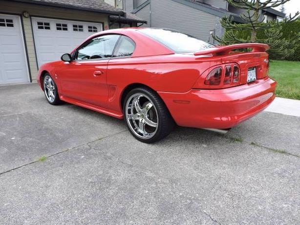 Mustang Cobra svt