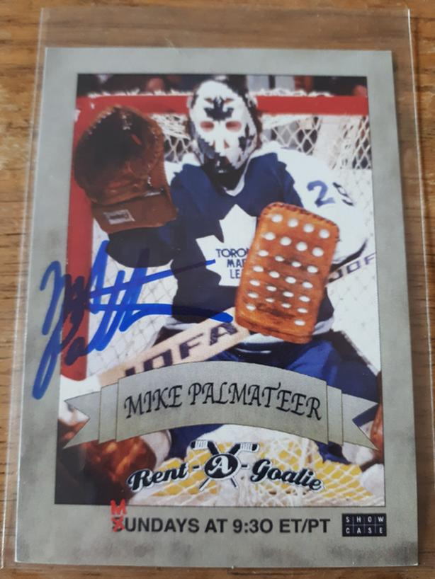 official photos eaffd e2fe4  Log In needed $20 · Mike Palmateer Autographed Hockey Card (Toronto Maple  Leafs)