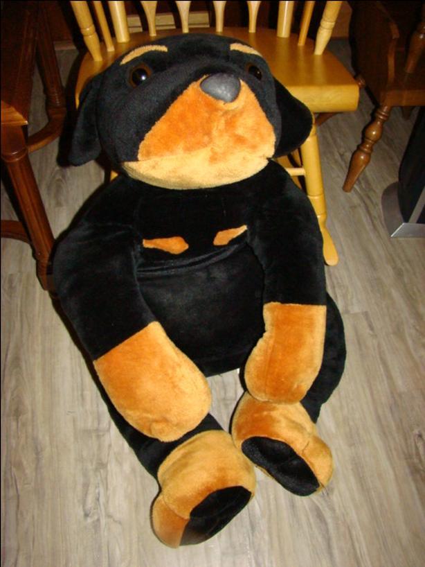 Ganz Large Stuffed Dog