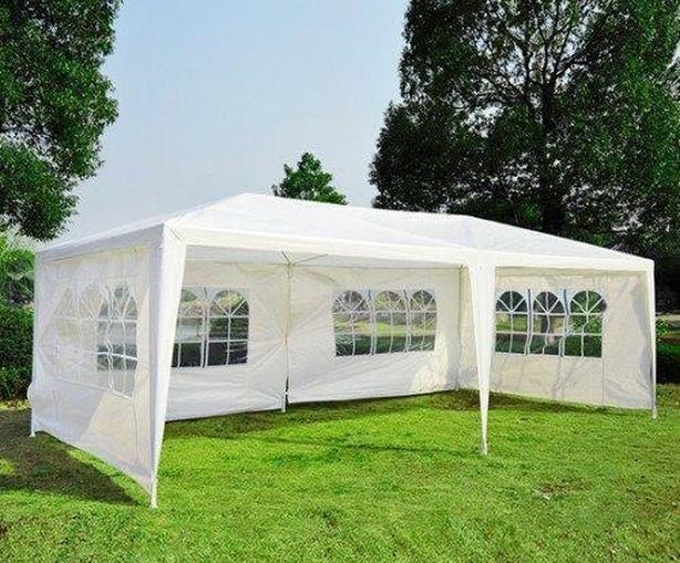 Gazebo Tent and Table Rentals