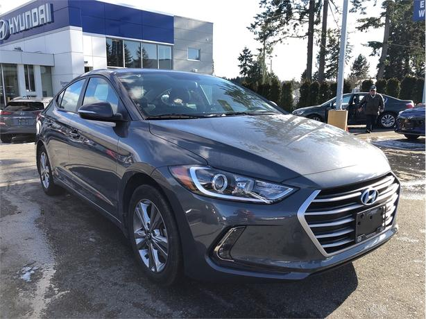 2017 Hyundai Elantra GL, Heated seats, Heated mirrors, Alloy rims