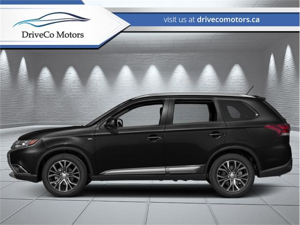 2018 Mitsubishi Outlander ES  - Bluetooth -  Heated Seats - $199.02 B/W