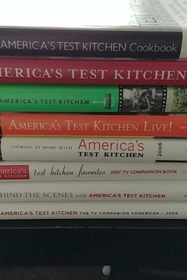 8 America 39 S Test Kitchen Cookbooks West Shore Langford
