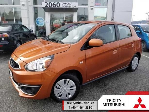 2017 Mitsubishi Mirage ES  LIKE NEW! ONLY 465 KMS!