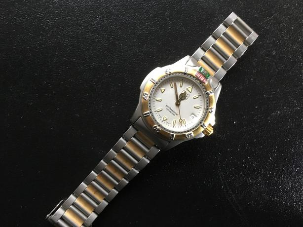 TAG HAUER 4000 SERIES SPORTS WATCH