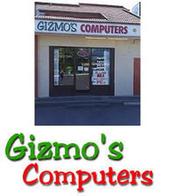 Gizmo's Computers- Fix it, Replace it, Recycle it