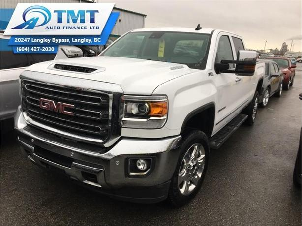 2015 GMC Sierra 2500HD K2500 SLE  - Bluetooth - $357.68 B/W
