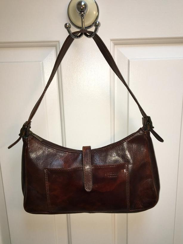 I Medici Leather Purse