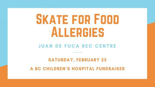 Skate for Food Allergies - February 23