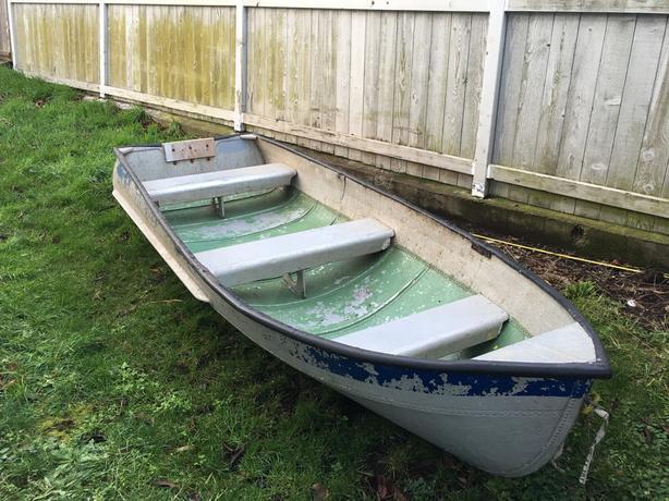12' aluminum boat