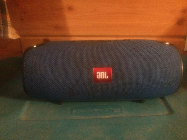 JBL Xtreme Portable Speaker (Blue) Chemainus, Cowichan