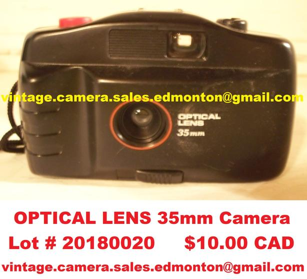 OPTICAL LENS 35mm Camera
