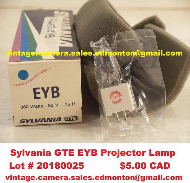 Sylvania GTE EYB Projector Lamp