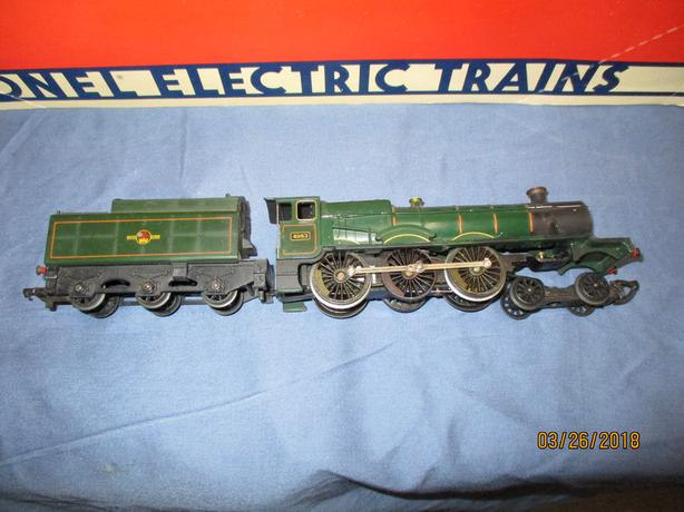 OLD ELECTRIC TRAINS WANTED