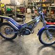50cc Sherco Trials Bike