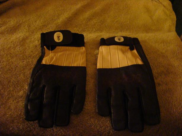 Shock - Impact - Padded - Work Gloves