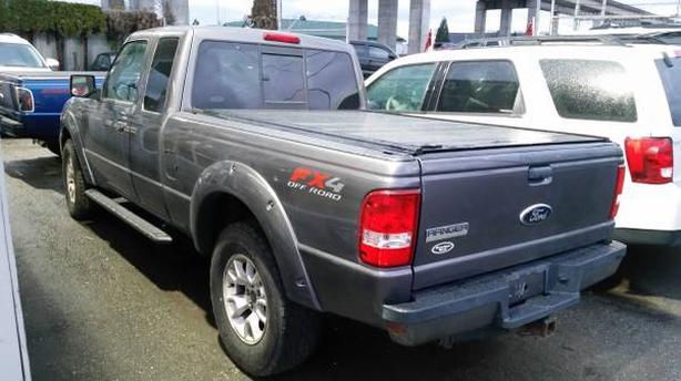 2010 ford ranger engine 4.0 l v6