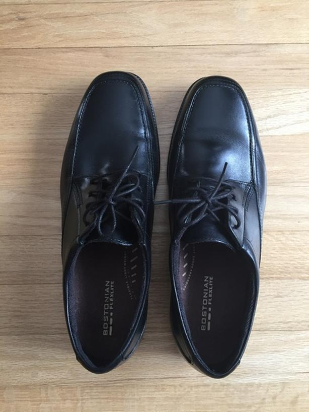 Men's Bostonian Flexlite Leather Oxford Shoes, size 11 - Offer