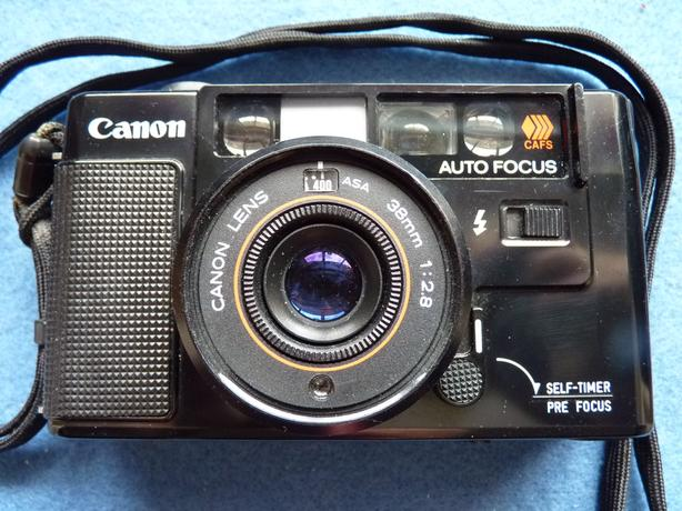 Canon Sure Shot AF35M 35mm point and shoot camera