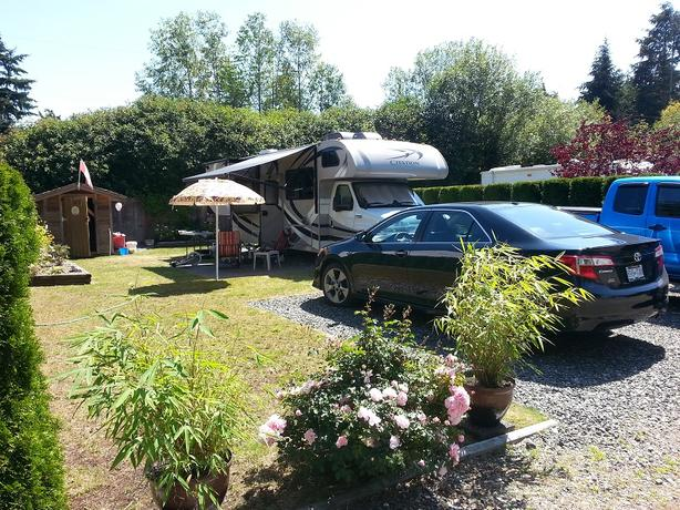 Rv Lot For Rent Outside Comox Valley Campbell River