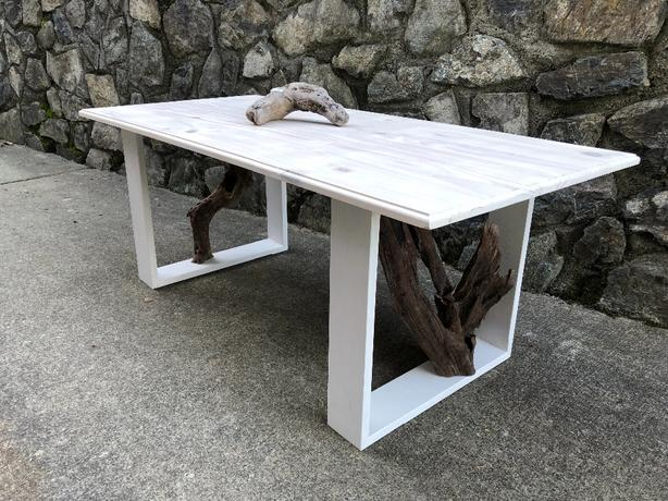 Hand Crafted West Coast Table