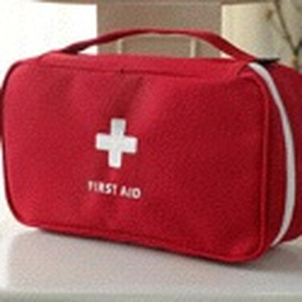Never used brand new First Aid Kit Empty Bag Emergency