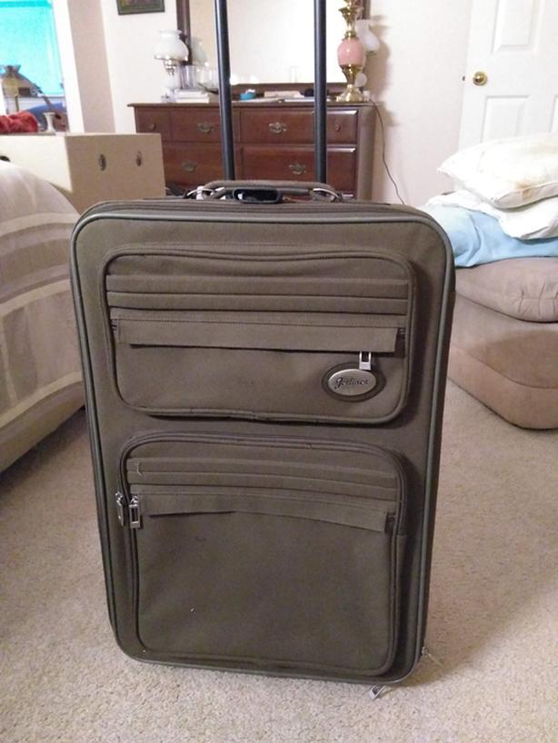 FREE: suitcase