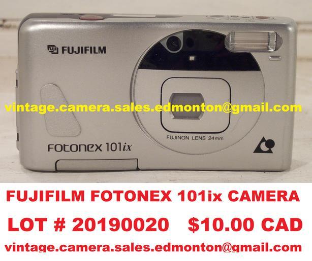Fujifilm Fotonex 101ix Camera
