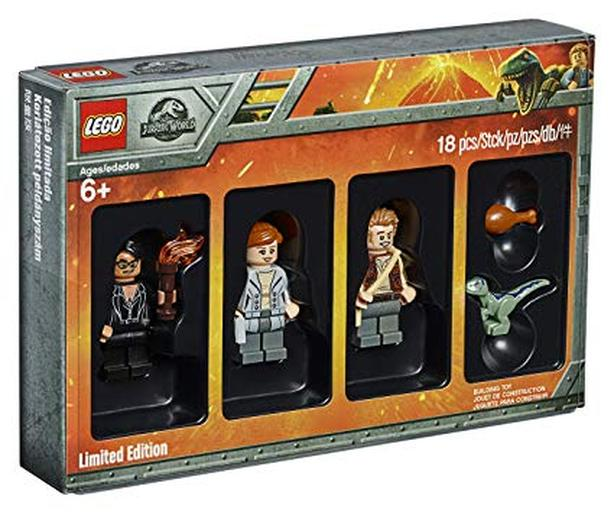 Wanted: Bricktober Jurassic World Mini Figs, Lego