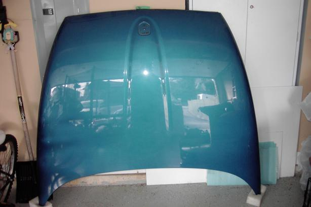 mint front hood dakota or durango truck