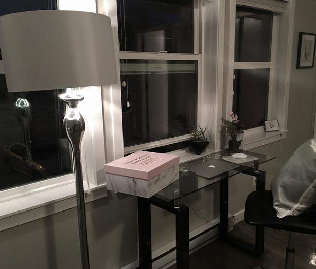 Top-Floor Modern Suite