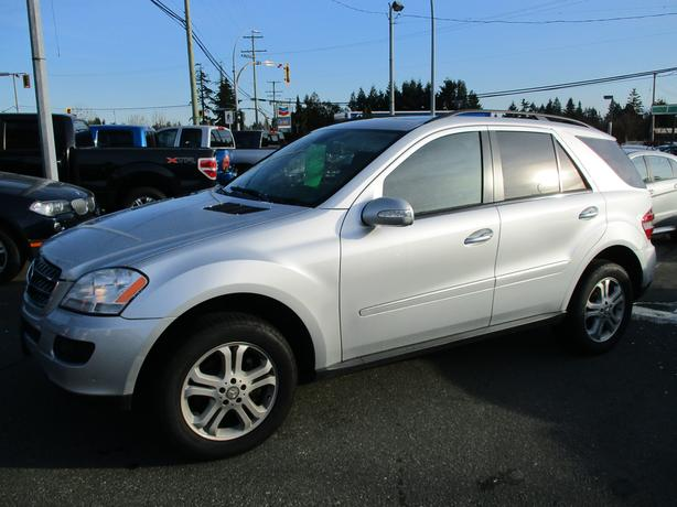 2008 mercedes-benz ml350 4wd - 147 kms