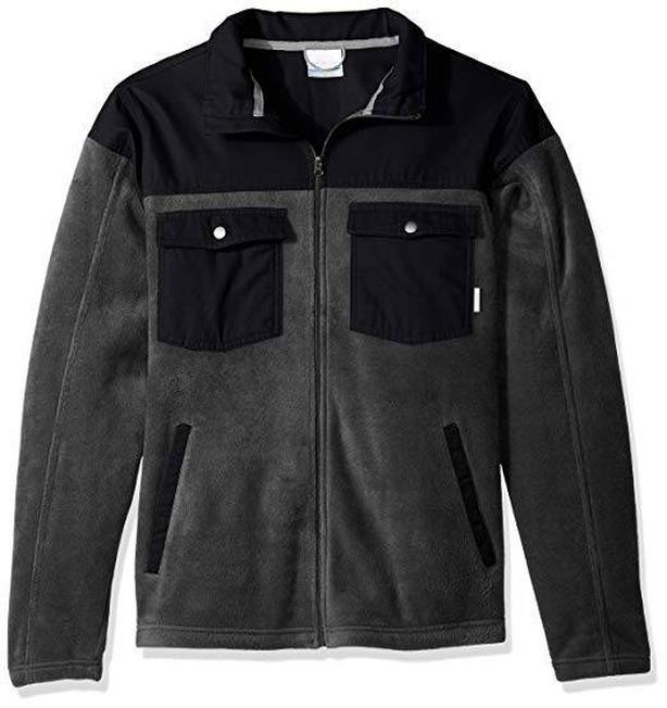 XXL Mens Fleece Jacket