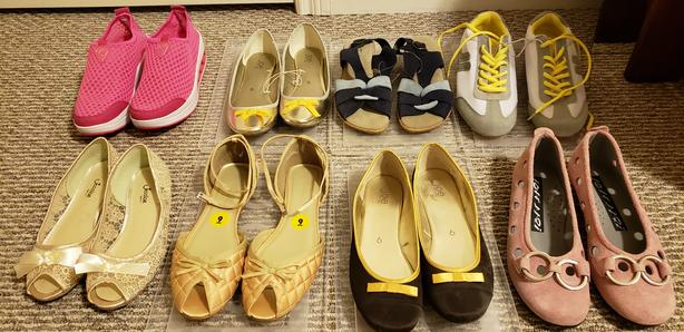 Assorted Brand New Shoes
