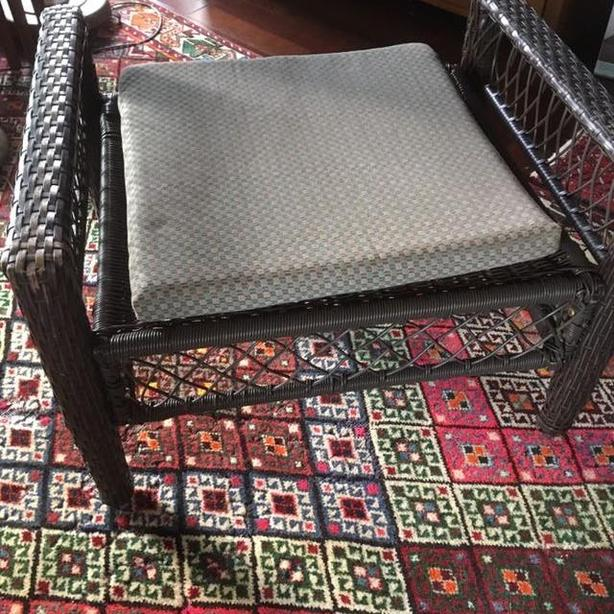 Telephone seat or outdoor seat