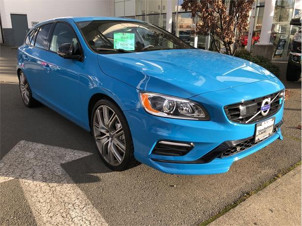 2017 Volvo V60 Polestar Save $29, 000 Demo!