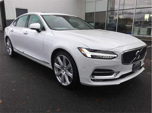 2018 Volvo S90 T6 Inscription Save $8000 Cash!