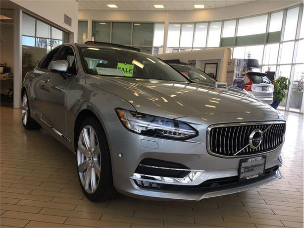 2017 Volvo S90 T6 Demo Save Incredible $20000!