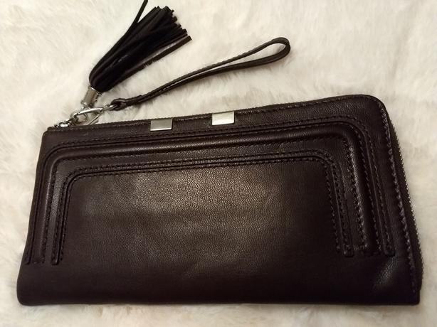 Brand NEW Genuine Leather Danier Clutch