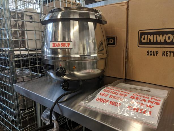 Soup & Food Warmers, Rice Cookers, Percolator – Feb 27 Auction