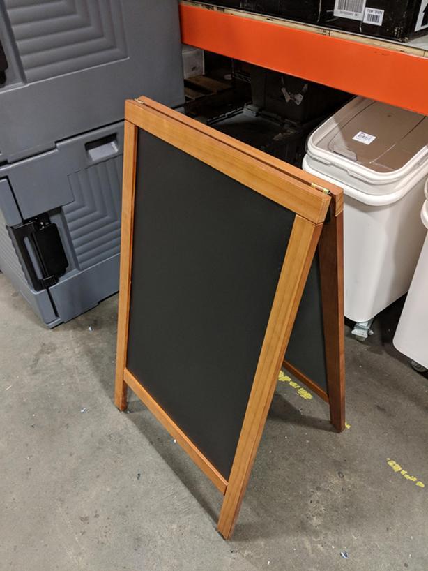 Bar Supplies, Chrome Platters, Menu Chalkboards – Feb 17 Auction
