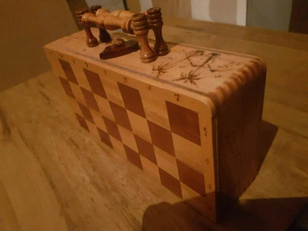 Cuban Chess Board - $30