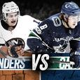 YES CHEAP! (8) IN A ROW! CANUCKS vs NEW YORK ISLANDERS == SAT. NIGHT GAME!!!
