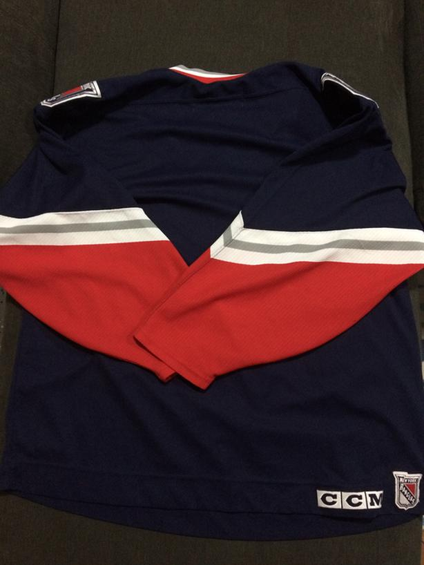4961bd56971 NHL New York RANGERS 3rd jersey SIZE XXL Outside Victoria, Victoria