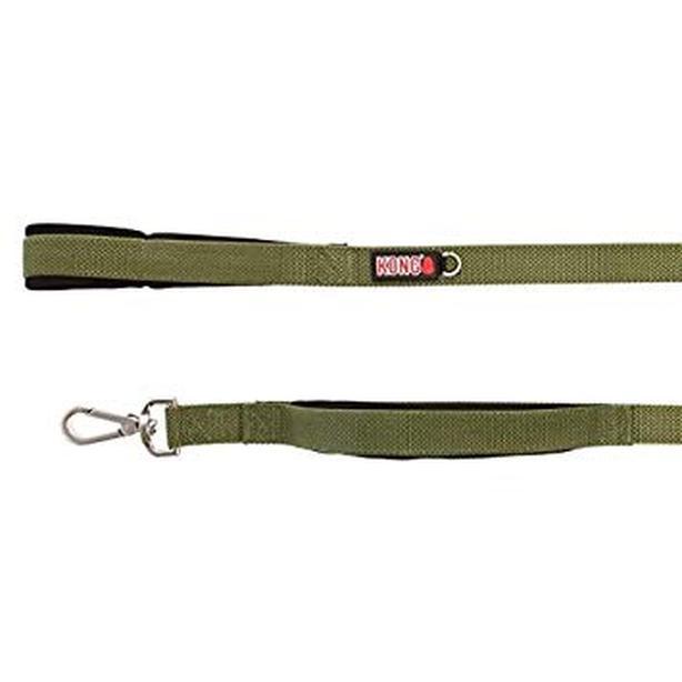 Green Dog leash