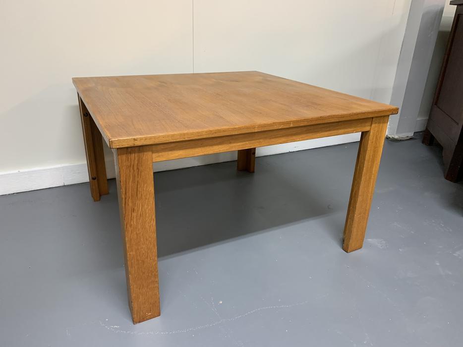 Teak coffee table Saanich, Victoria