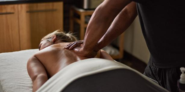 Full Body Massage by a Professional Young Man