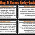 2011 Harley-Davidson® FXS - Softail® Blackline®